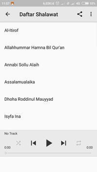 Shalawat Nabi MP3 ( Offline ) screenshot 2