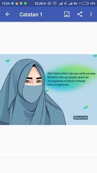 Status WA Catatan Hijrah screenshot 6