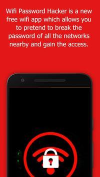 wifi password hacker: (Prank) poster