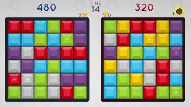 Dual Match3: 2Players Game apk screenshot