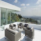 Terrace Design Ideas icon