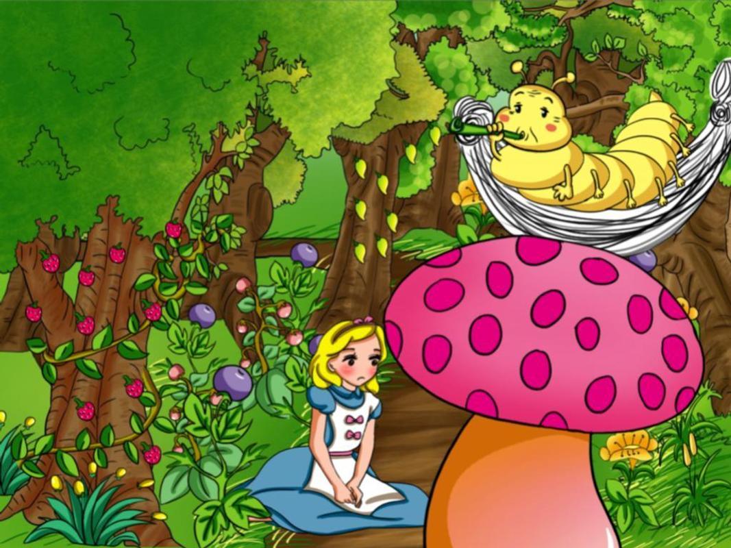 ... Alice ở xứ sở thần tiên apk screenshot ...