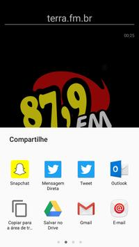 Rádio Terra FM 87,9 screenshot 1