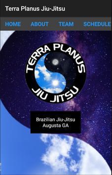 Terra Planus Jiu-Jitsu poster