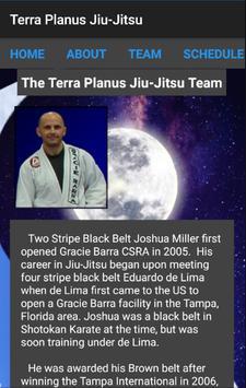 Terra Planus Jiu-Jitsu screenshot 1