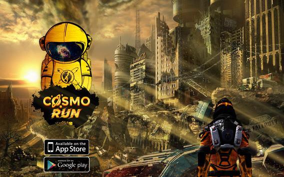 Cosmo Run screenshot 1