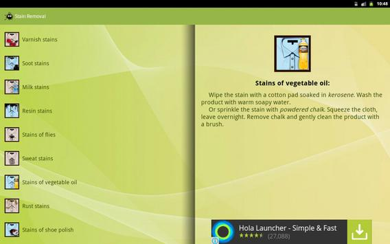 How to Remove Stains apk screenshot