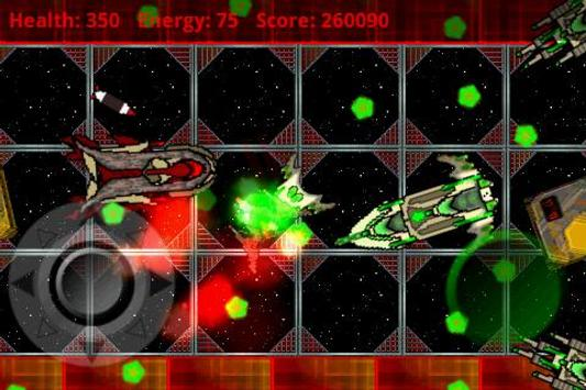 Cybertronic Warfare (Lite) screenshot 2
