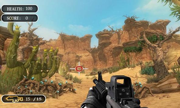 Top Sniper Shooting Game 2019 screenshot 2