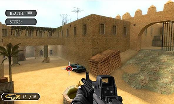 Top Sniper Shooting Game 2019 screenshot 3