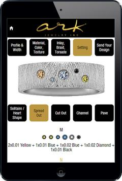 Ark Jewelry Ring Design apk screenshot
