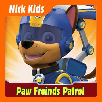 Paw Friend's Patrol Adventure Games screenshot 1