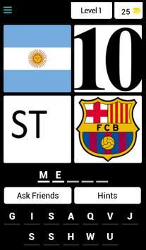 4 sign  1 footballer poster