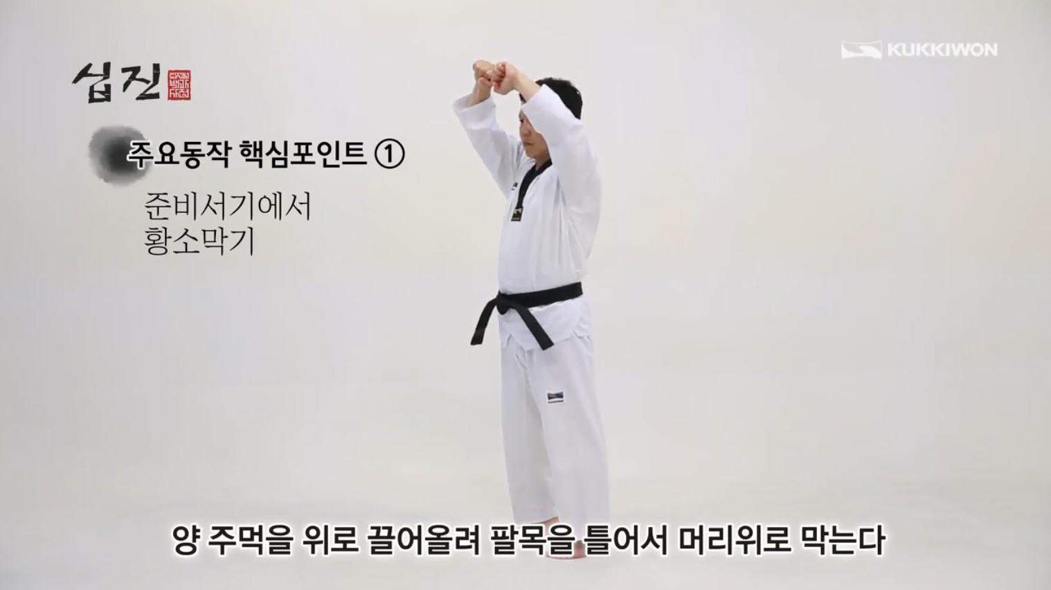 Details about taekwondo poomsae textbook korean english 1 dvd.