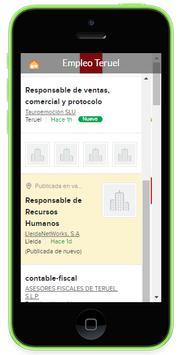 Teruel screenshot 2