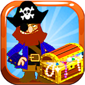 Pirate Gold Rush - Tower Defense icon