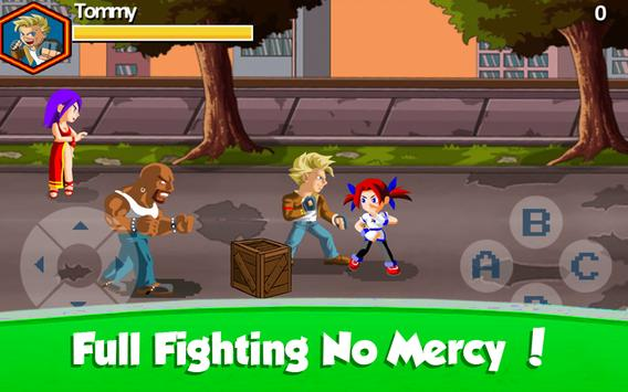 Real Street Fighting screenshot 1