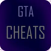 GTA SA Cheats icon