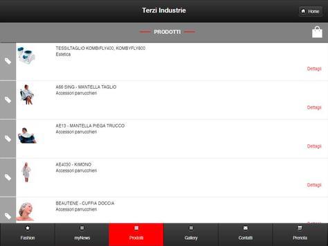 Terzi Industrie screenshot 10
