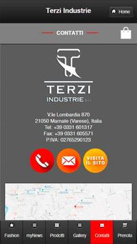Terzi Industrie screenshot 5