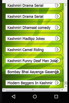Kashmiri Comedies & Entertainment apk screenshot