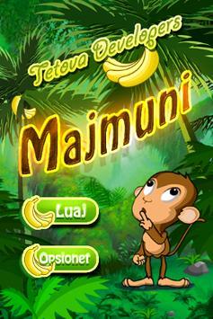 Majmuni poster