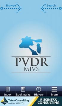 PVDR-MIVS apk screenshot