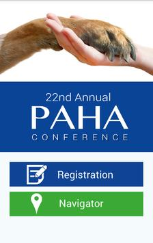 PAHA Navigator poster