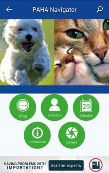 PAHA Navigator apk screenshot
