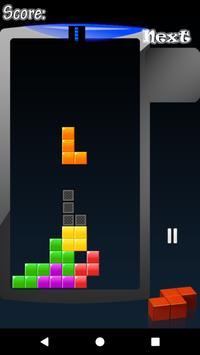tetris brick 2D screenshot 1