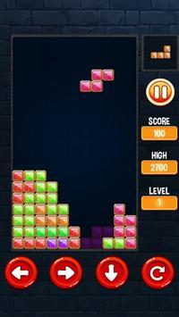 Brick Puzzle Candy Plus - Block Jewel Puzzle Game screenshot 3