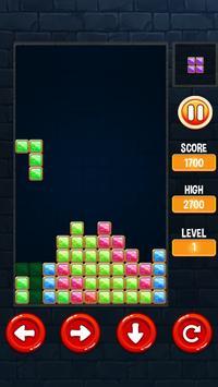 Brick Puzzle Candy Plus - Block Jewel Puzzle Game poster