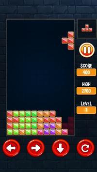 Brick Puzzle Candy Plus - Block Jewel Puzzle Game screenshot 2