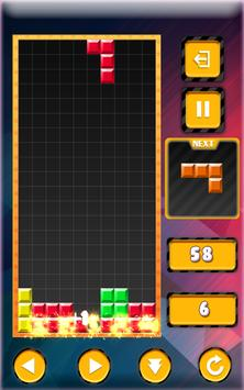 Brick Classic - Fill Tetris apk screenshot