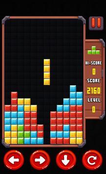 Brick classic - block puzzle 2018 poster