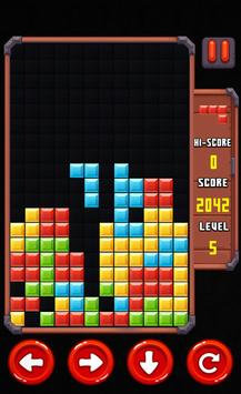 Brick classic - block puzzle 2018 screenshot 2