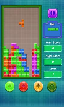 Brick Game - Block Puzzle screenshot 1