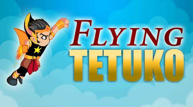 Flying Tetuko apk screenshot