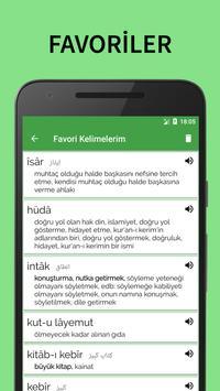 Osmanlıca Sözlük & Çeviri screenshot 3