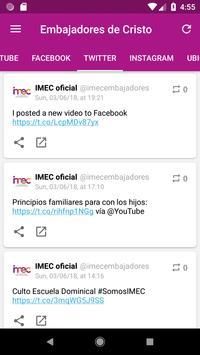 Iglesia Misionera Embajadores de Cristo - IMEC (Unreleased) screenshot 3