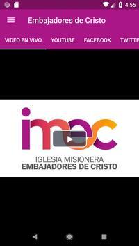 Iglesia Misionera Embajadores de Cristo - IMEC (Unreleased) poster