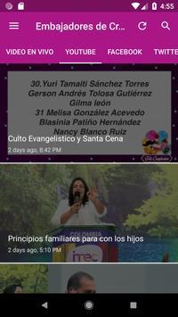 Iglesia Misionera Embajadores de Cristo - IMEC (Unreleased) screenshot 1