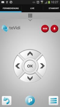 teVidi - your travel master poster