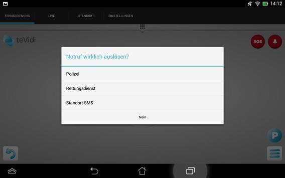 teVidi - your travel master apk screenshot