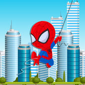 Spider Fly Man icon