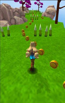 Princess Sky Run apk screenshot