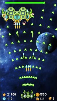 Stars Battle: Space Shooter Game poster