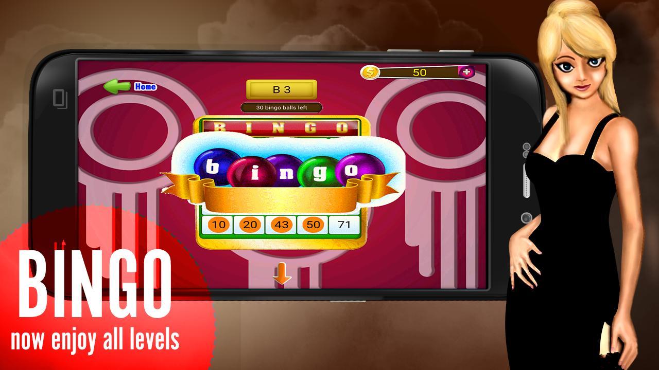 Jackpot Bingo Casino poster