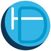 Texdroider DPI icon