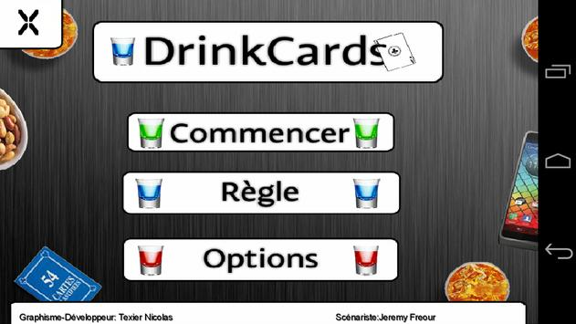 DrinkCards poster